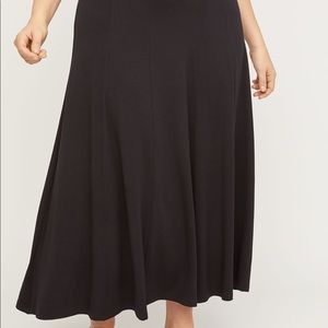 Anywear by Catherines jersey skirt